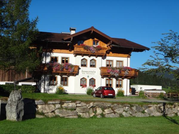 酒店图片: Ausserraingut, 弗拉绍
