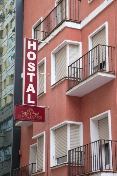 Hotel Pictures: Hostal Velarde, Talavera de la Reina