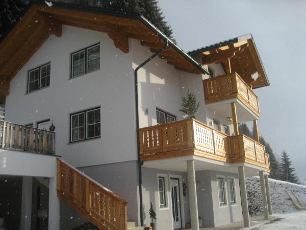 Φωτογραφίες: Appartement Alpenglück, Assach