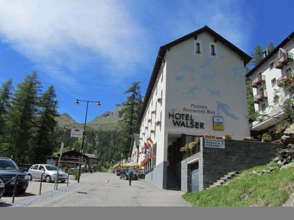Hotel Pictures: Walser App.31 Pozzi, Bosco Gurin