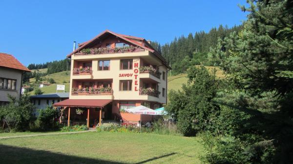 Fotografie hotelů: Family Hotel Savov, Chepelare