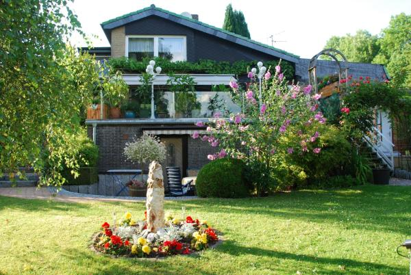 Hotelbilleder: Ferienhaus Reher, Krummsee