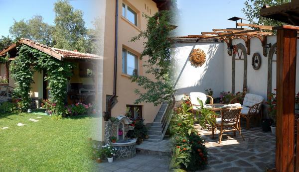 Foto Hotel: Guest House Zdravets, Sapareva Banya