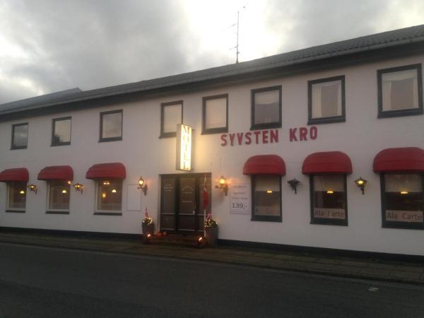 Hotel Pictures: Syvsten Kro, Sæby