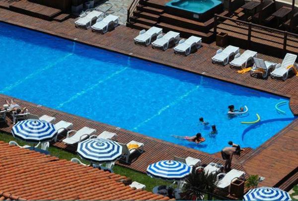 Hotellbilder: Hotel Tejas Rojas, Villa Gesell