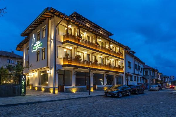 酒店图片: Hotel Compliment, Tryavna
