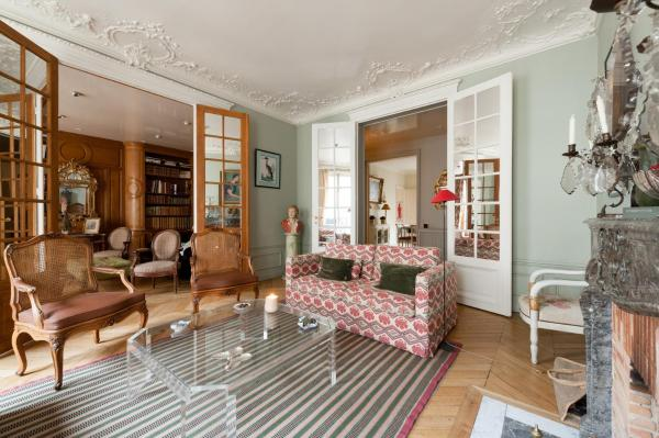 Two-Bedroom Apartment - Rue Spontini II