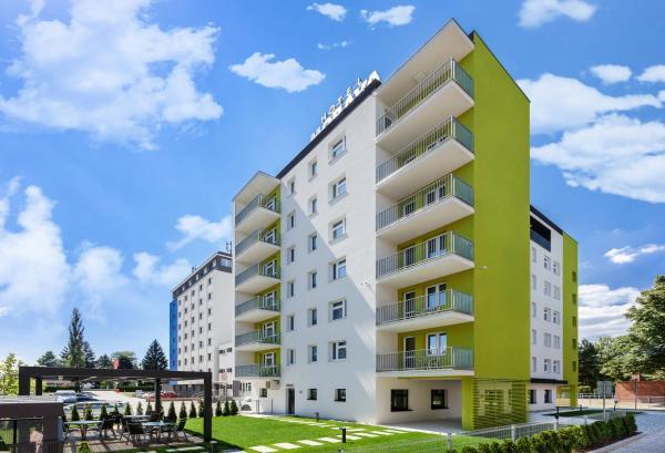 Hotel Pictures: Hotel Morava, Otrokovice