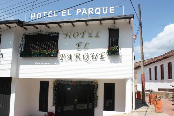 Hotel Pictures: Hotel El Parque HR, Fómeque