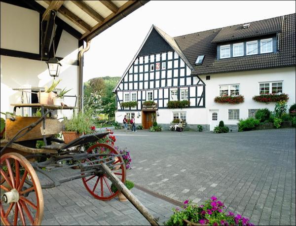 Hotelbilleder: Hotel Klaukenhof, Lennestadt