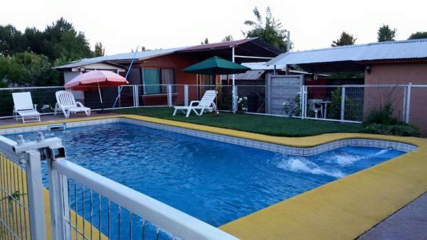 Фотографии отеля: Cabañas La Porteña, Quillón