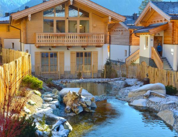 Fotos do Hotel: Chalet am Teich by Alpen Apartments, Wald im Pinzgau