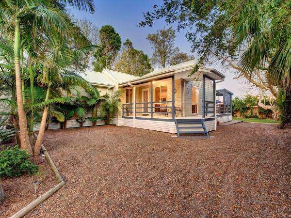 Fotos de l'hotel: Pine Cottage, Nelson Bay