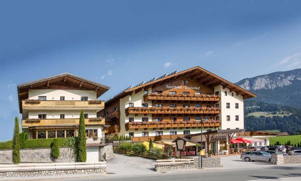 ホテル写真: Sporthotel Tirolerhof, Itter
