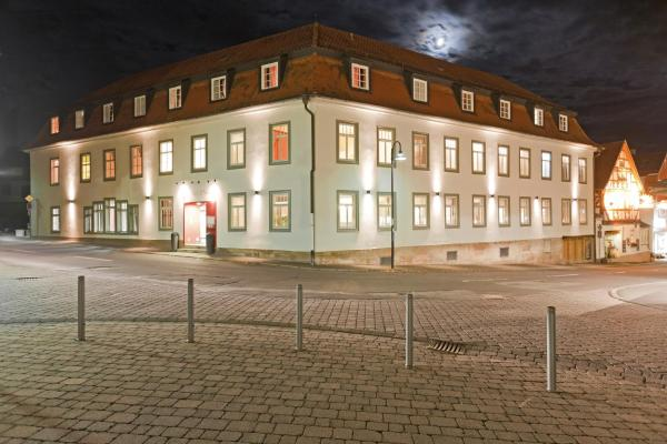 Hotel Pictures: Rhöner Botschaft, Hilders