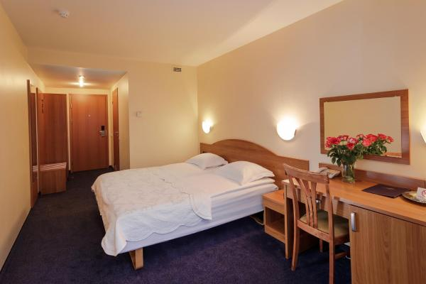 Double Room with Balcony and Spa Access