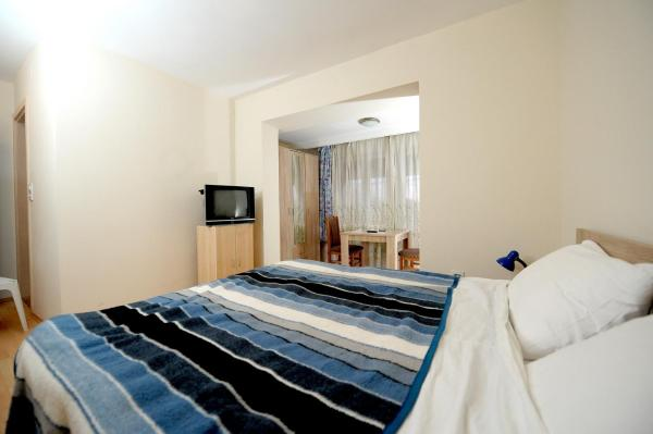 Double Room with Terrace and Pool View