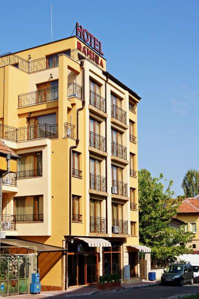 酒店图片: Family Hotel Ramira, Kyustendil