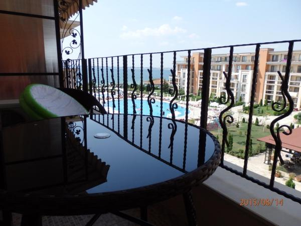 Zdjęcia hotelu: Sandapart Apartments in Prestige Fort, Sweti Włas