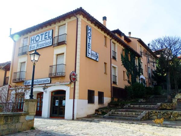Hotel Pictures: Hotel San Francisco, Molina de Aragón