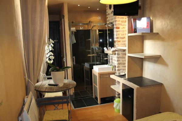 Hotel Pictures: La Clef Des Champs, Charleville-Mézières