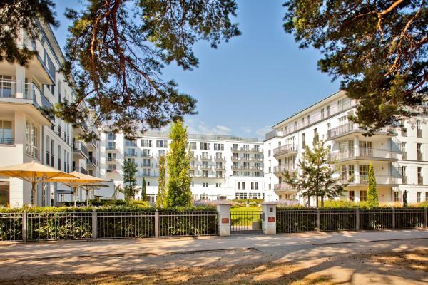 Hotel Pictures: Steigenberger Grandhotel and SPA, Heringsdorf