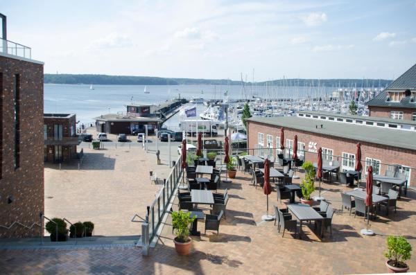 Hotelbilleder: Ferienwohnung Fjordblick in Flensburg, Sonwik, Flensborg