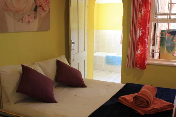 En-Suite Double Room with View
