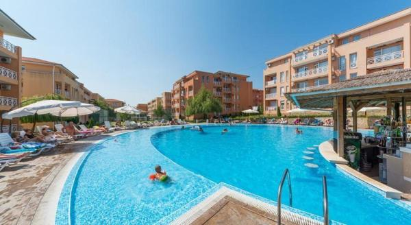 Hotel Pictures: Apartments Sun, Sunny Beach