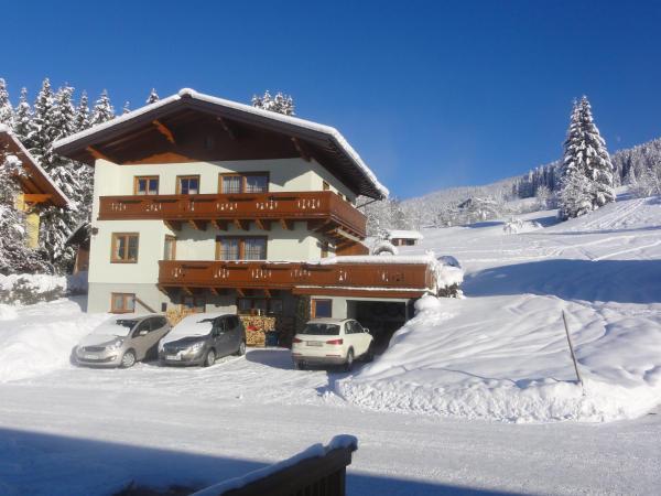 Fotos do Hotel: Haus Ganschitter, Wagrain