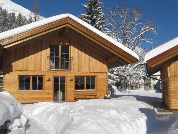 酒店图片: Ferienhütten Lechtal Chalets, Elbigenalp