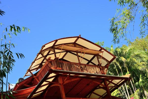 Foto Hotel: Bonza Bamboo hideaway, The Pocket