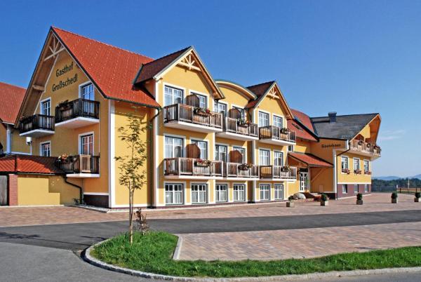 Fotografie hotelů: Gasthof Großschedl zum Kramerwirt, Lassnitzhöhe
