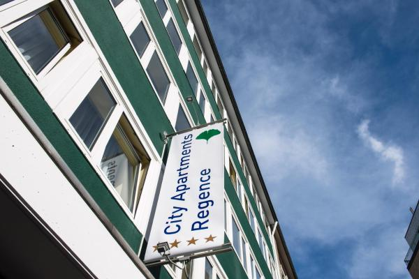 Hotel Pictures: City Apartments Regence, Aachen