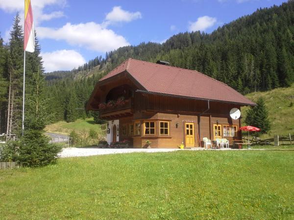 Zdjęcia hotelu: Winklhütte, Turracher Hohe