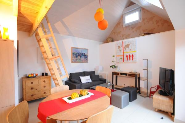 Hotel Pictures: L'annexe holiday Home, Perros-Guirec