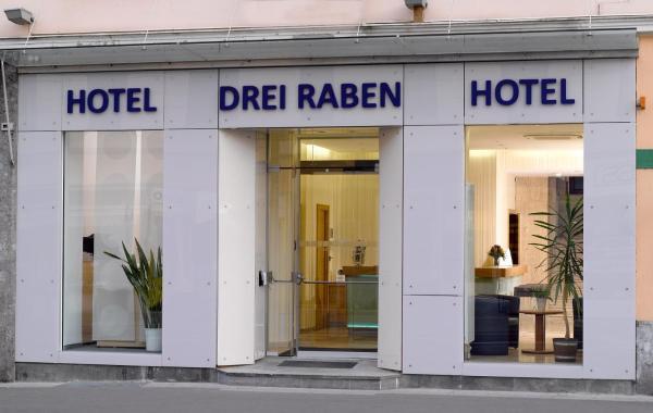 Hotellikuvia: Hotel Drei Raben, Graz