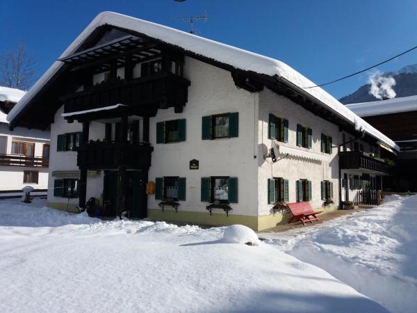 Hotelbilder: Haus Frühlingsgarten, Vorderhornbach