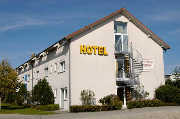 Hotel Pictures: Hotel Karlshof, Karlsdorf-Neuthard