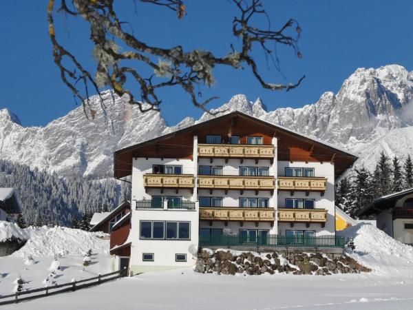 Fotografie hotelů: Aparthotel Sunrise, Ramsau am Dachstein