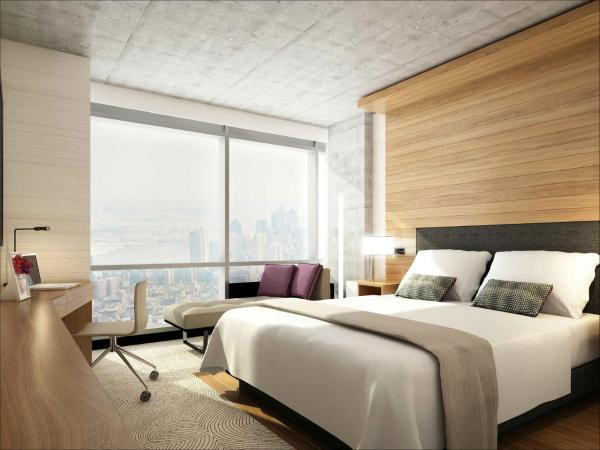King Room with Skyline View