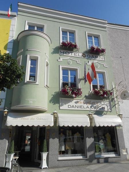 Foto Hotel: Hotel Garni Daniela Urich, Schwanenstadt