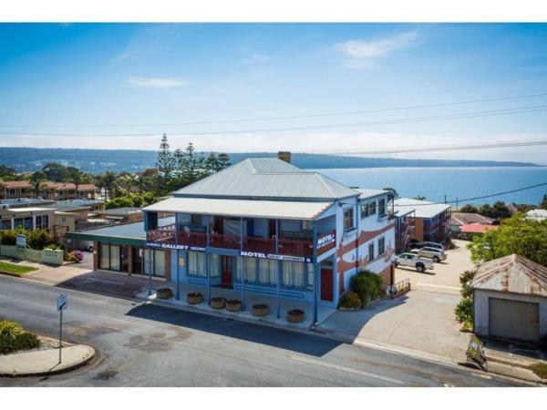 Hotellikuvia: Heritage House Motel & Units, Eden