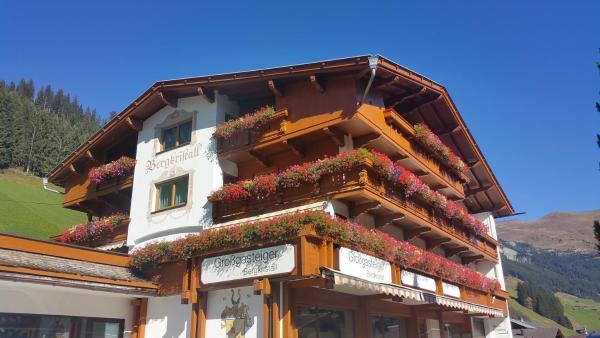 Fotos del hotel: Frühstückspension Bergkristall, Tux