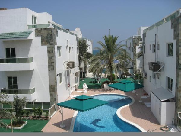 Fotografie hotelů: Green House Resort, Sharjah