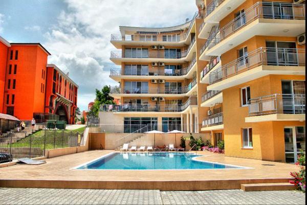 酒店图片: Black Sea Holiday Club Apartments, 帕莫瑞