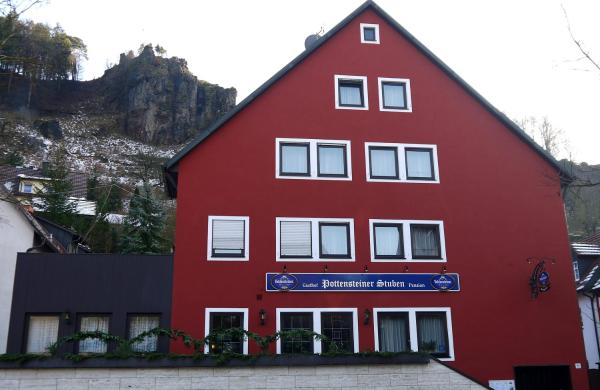 Hotel Pictures: Pottensteiner Stuben Pension Gasthof, Pottenstein