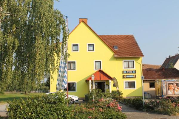 Hotelbilleder: Landgasthof zum Hirschen, Oerlenbach