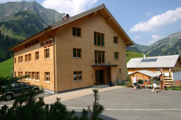 Foto Hotel: Villa Natur, Schröcken