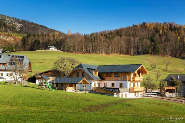 Foto Hotel: Reiterhof Suassbauer, St. Wolfgang